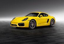 Official: Porsche Cayman S by Porsche Exclusive