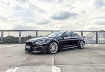 Gallery: Pearl Black Prior-Design BMW PD6XX Gran Coupe