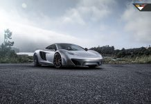 Vorsteiner McLaren MP4-VX Updated
