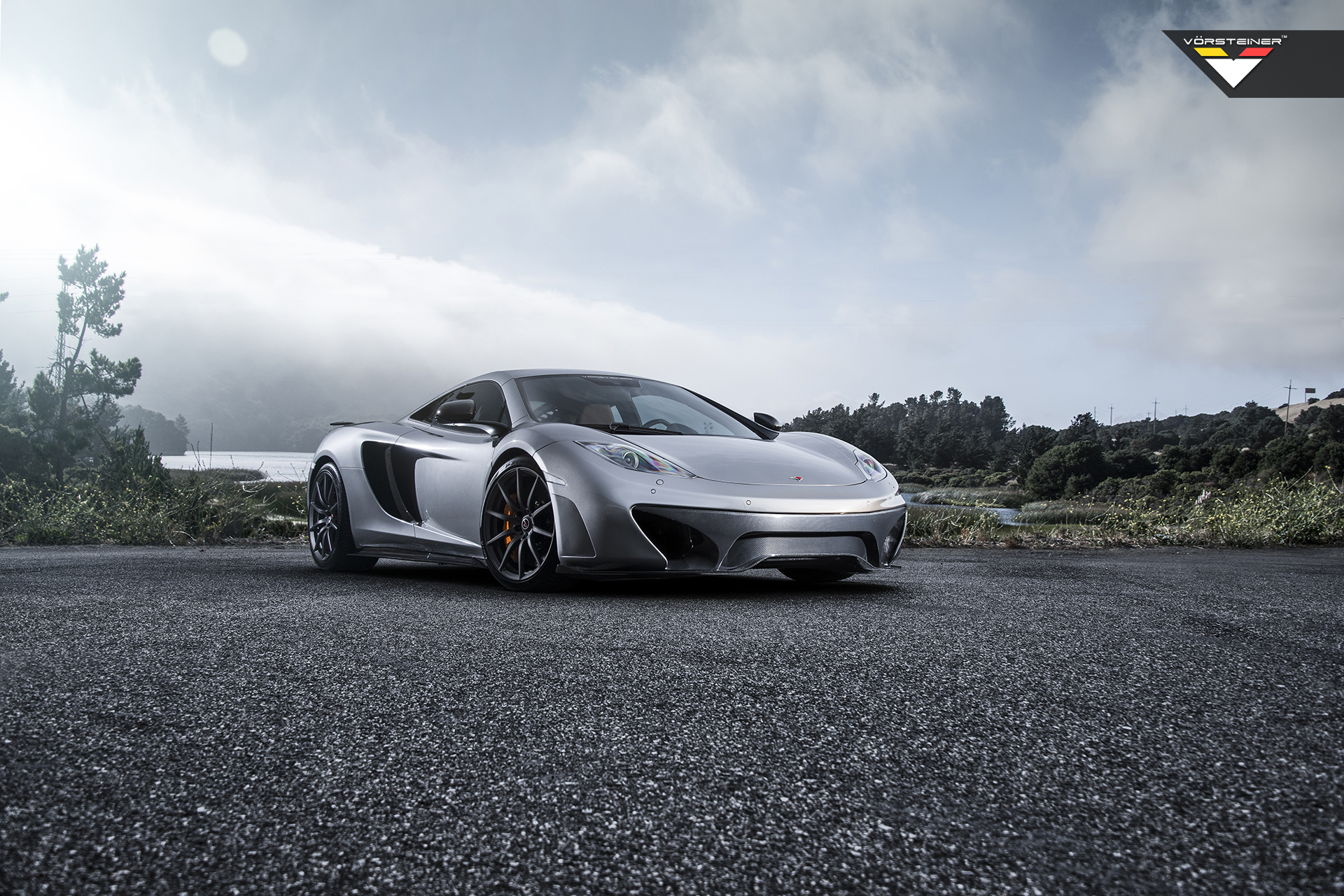 vorsteiner mclaren mp4 vx updated with new aero wing gtspirit. Black Bedroom Furniture Sets. Home Design Ideas