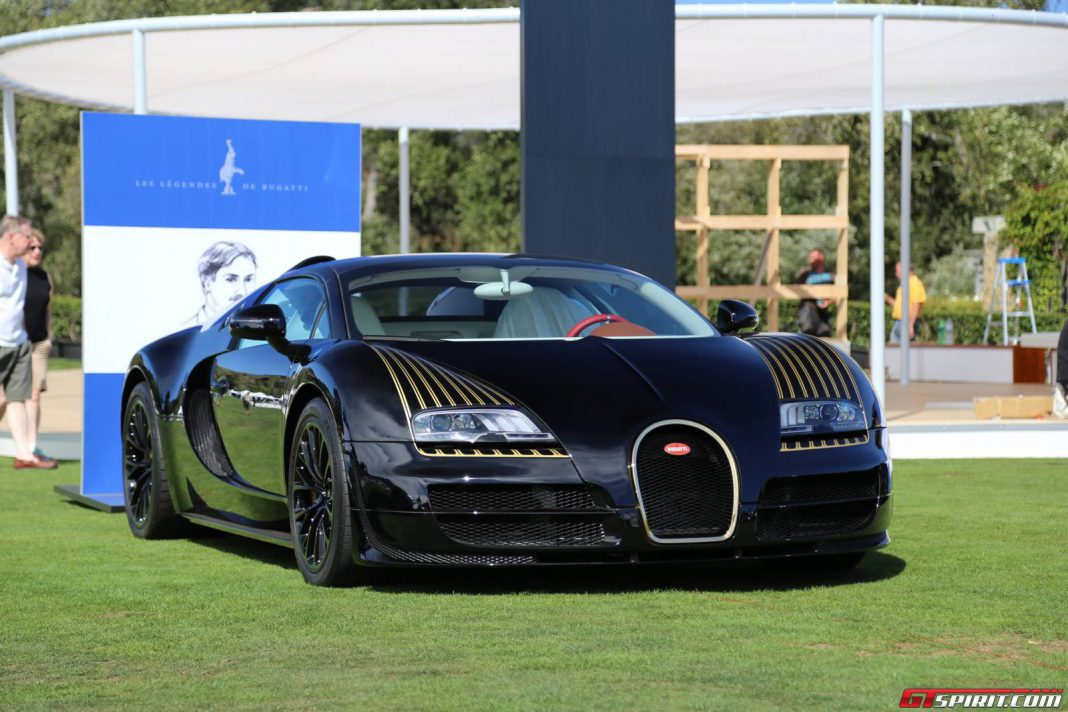 monterey 2014 all the bugatti veyron legends 39 editions gtspirit. Black Bedroom Furniture Sets. Home Design Ideas