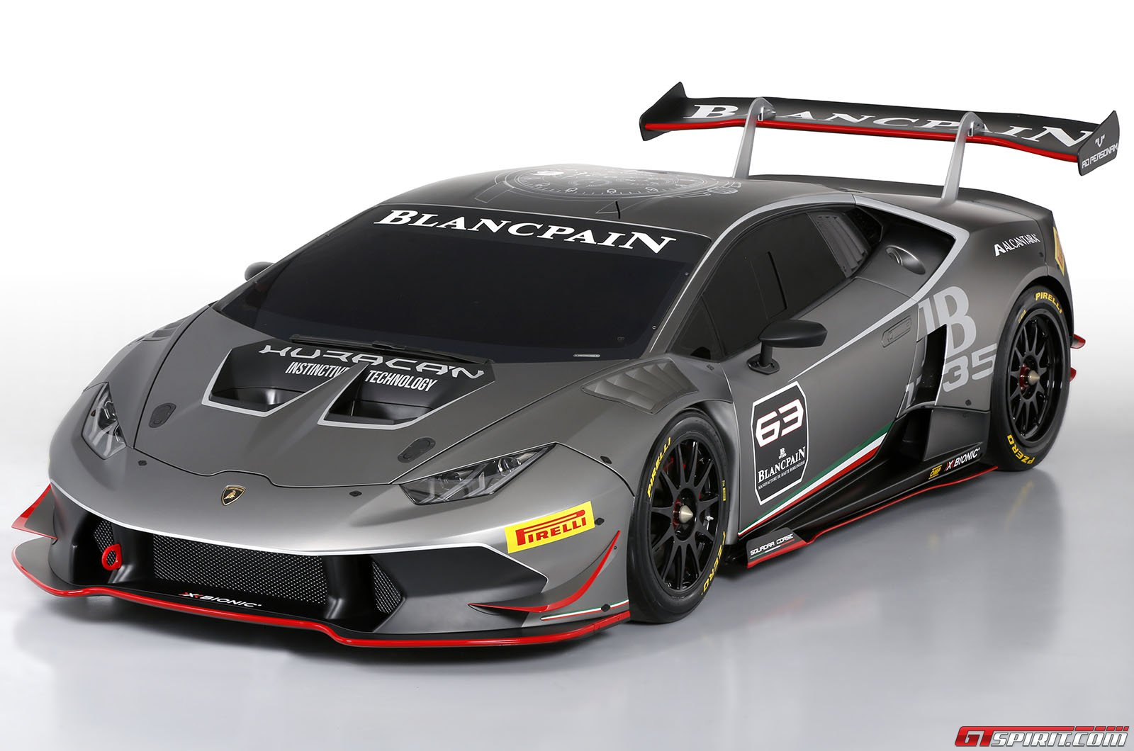 Lamborghini Huracan Gt3 Could Race In United Sportscar