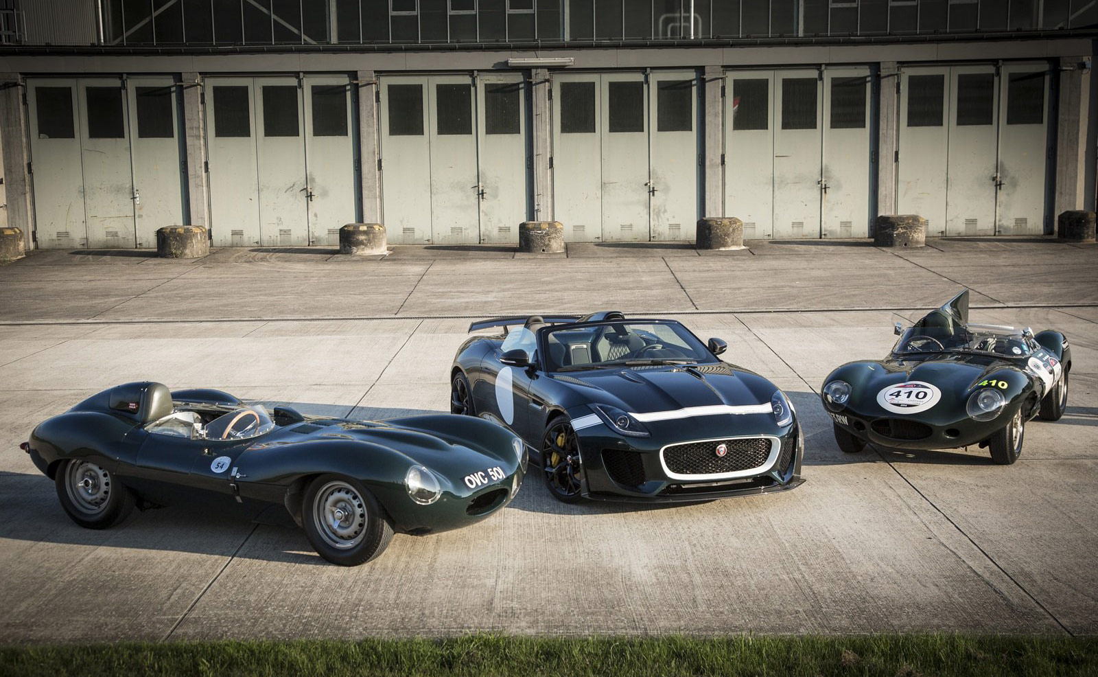 First Impression Jaguar F Type Project 7 Gtspirit 1950s S All Of This Was Achieved Despite An Under Privileged Childhood In Britain During The Depression And Education Cut Short At Age 14 By Death His