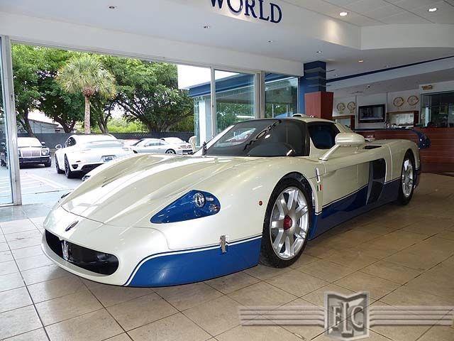 Maserati mc12 for sale