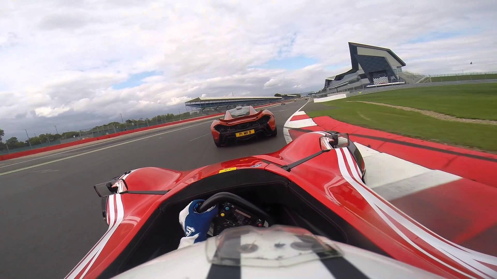 Bac Mono For Sale >> Video: McLaren P1 vs BAC Mono Hot Lap at the Silverstone Circuit - GTspirit