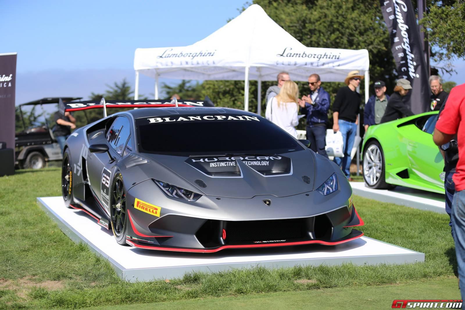 Monterey Concorso Italiano GTspirit - Monterey car show