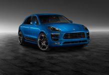 Porsche Exclusive Announces New Sporty Options for the Macan
