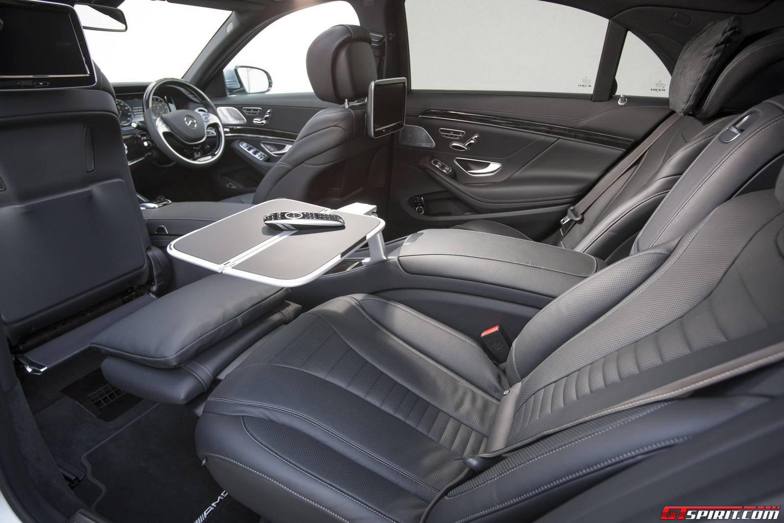2015 Mercedes-Benz S500 Plug-in Hybrid Review - GTspirit