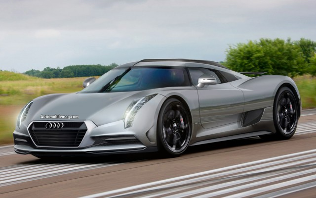1000hp Audi R10 Hypercar Approved for Production? - GTspirit