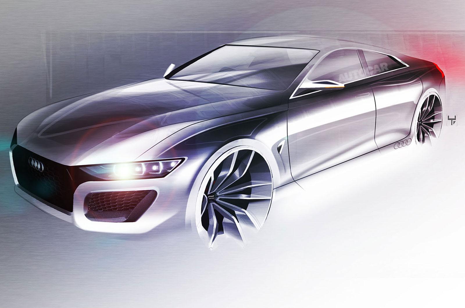 Future Audi S9 Could Deliver 600hp - GTspirit