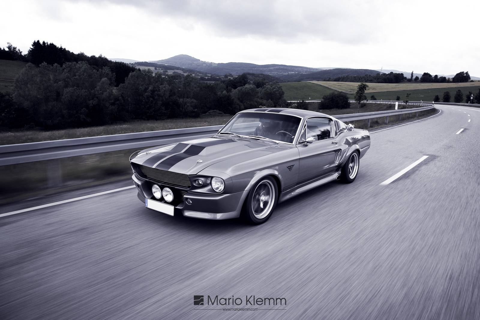 Gallery Hp Ford Mustang Gt Eleanor Photoshoot