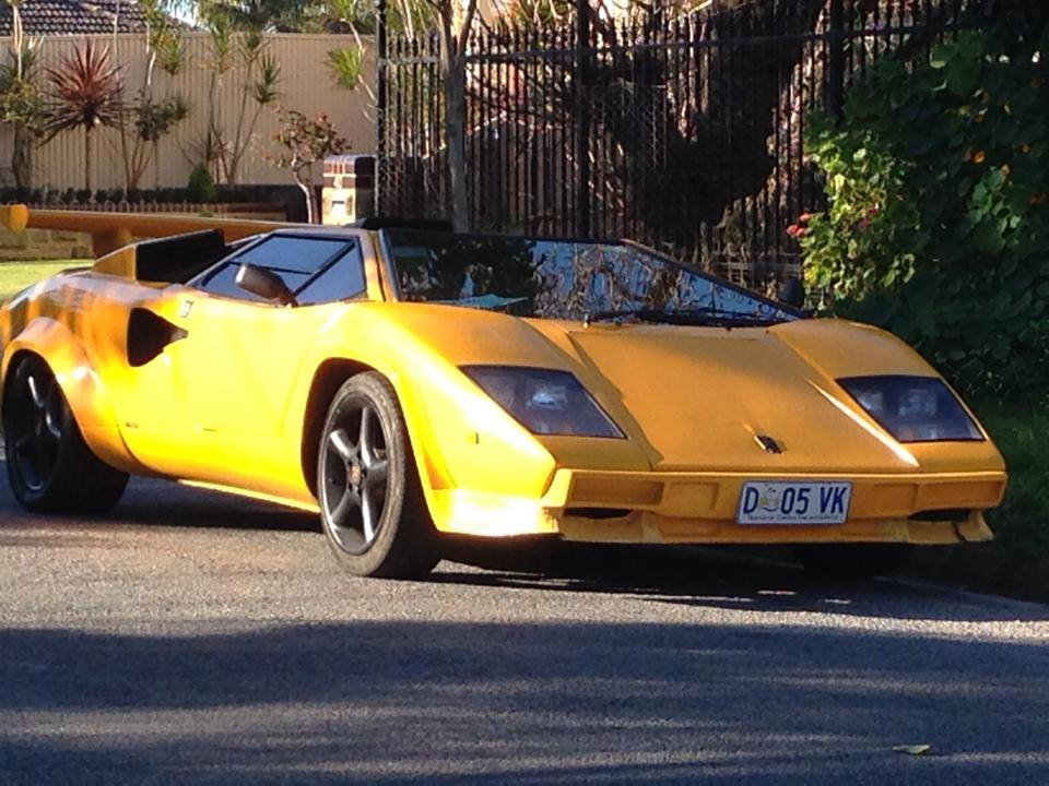 500hp Lamborghini Countach Replica From Australia Gtspirit