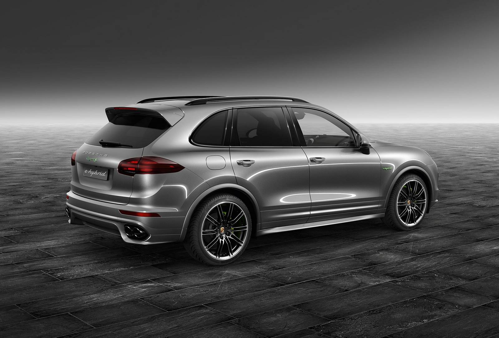meteor grey metallic cayenne s e hybrid by porsche. Black Bedroom Furniture Sets. Home Design Ideas