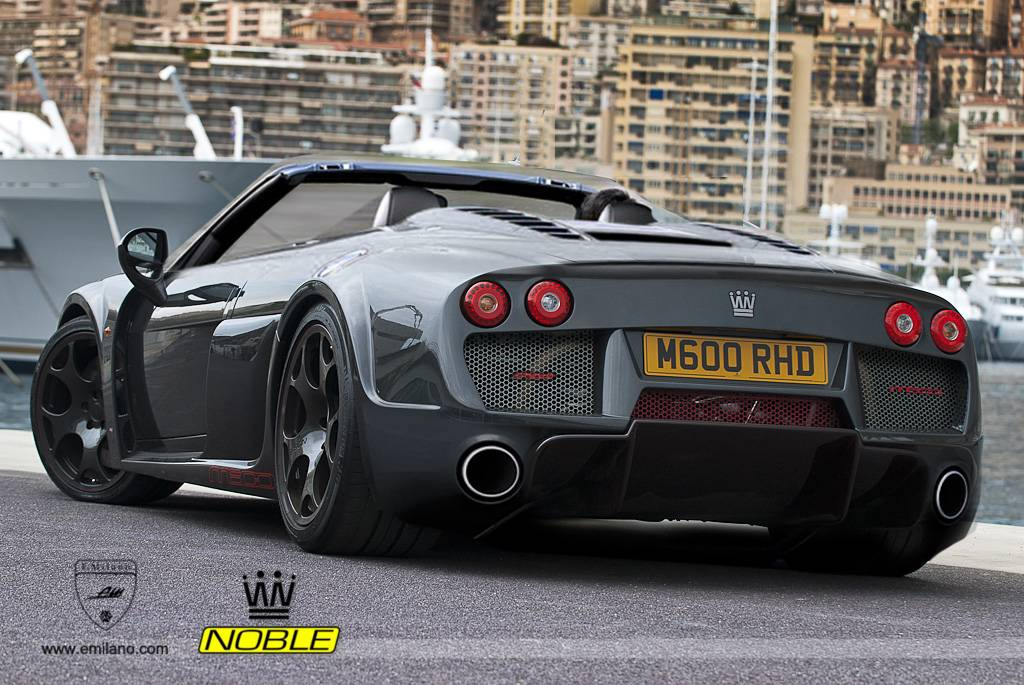 Noble M600 Drophead by Evren Milano - GTspirit