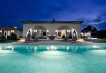 Peninsula 1 Luxury Residential House in St.Tropez