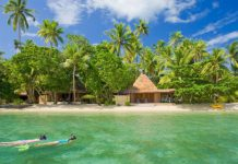 The Phenomenal Toberua Island Resort in Fiji