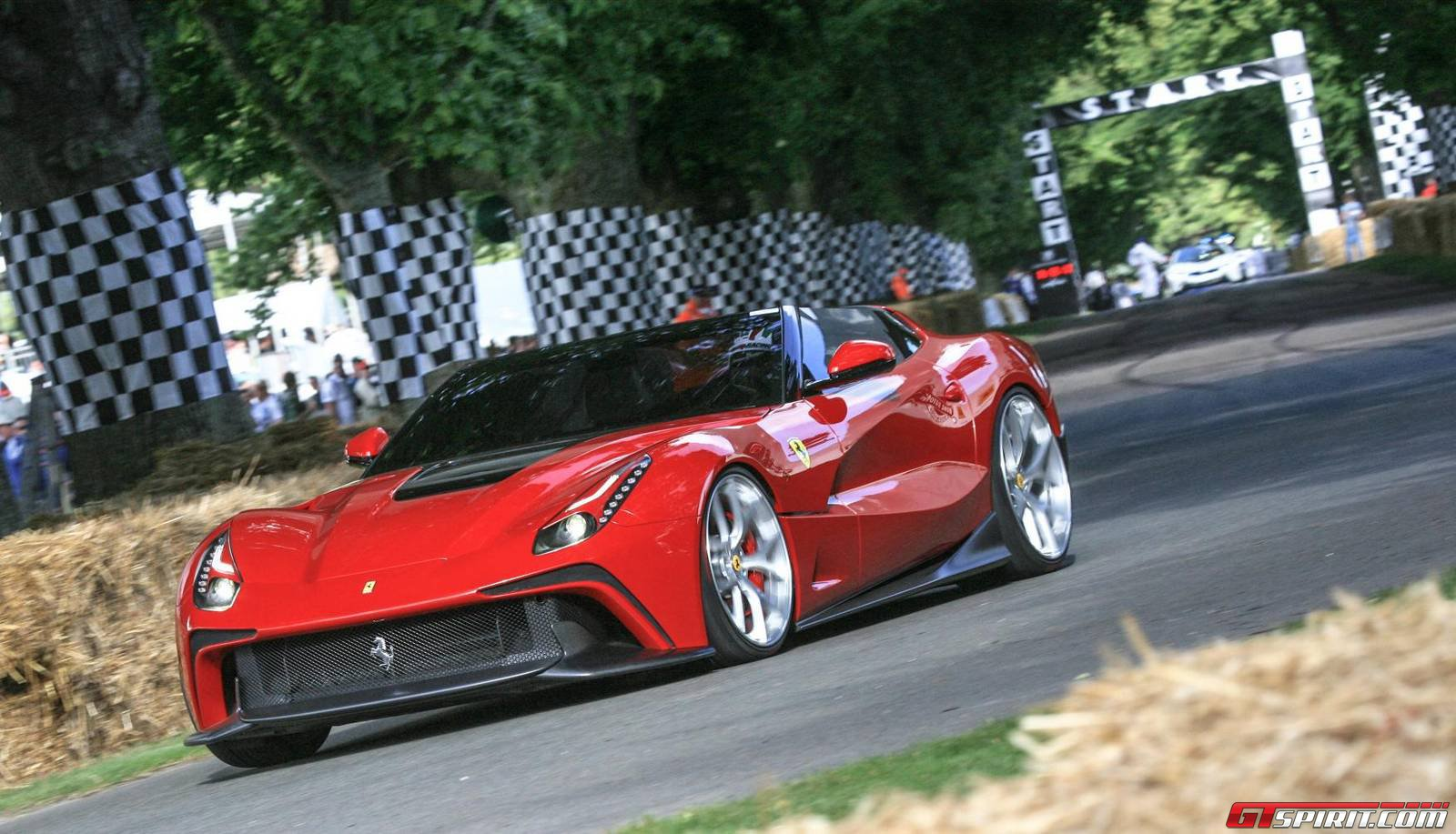According To New Reports From The Czech Republic, The Special Limited  Edition Ferrari Model Set To Be Limited To Just 10 Units And The American  Market, ...
