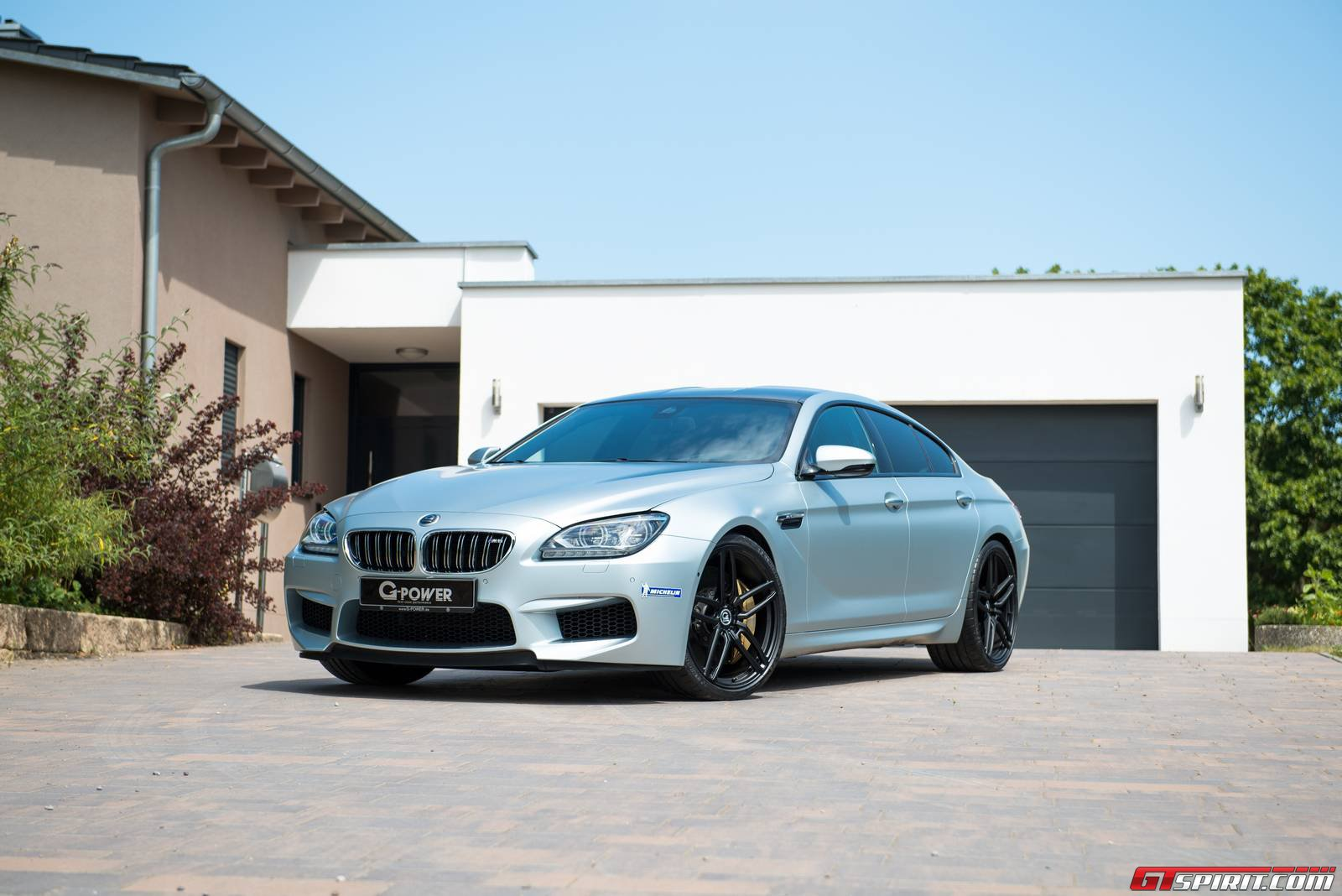 Official 740hp G Power BMW M6 Gran Coupe