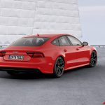 2015 Audi A7 Facelift Competition