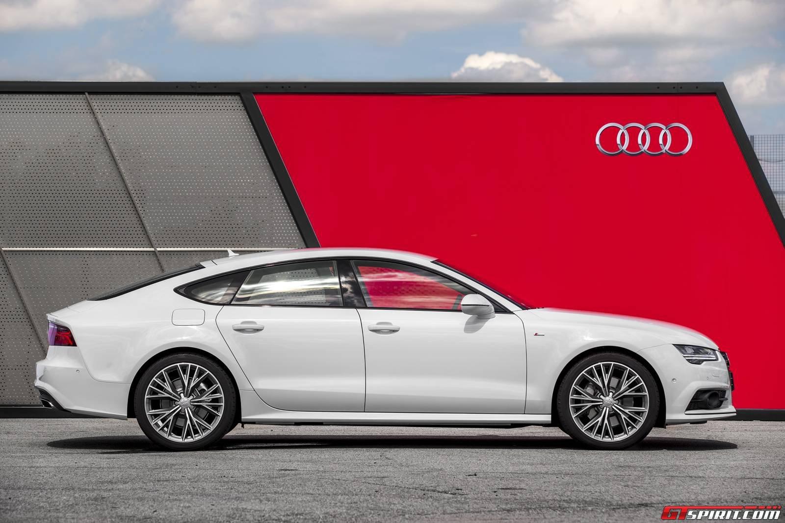 2015 Audi A7 Sportback Facelift Review - GTspirit