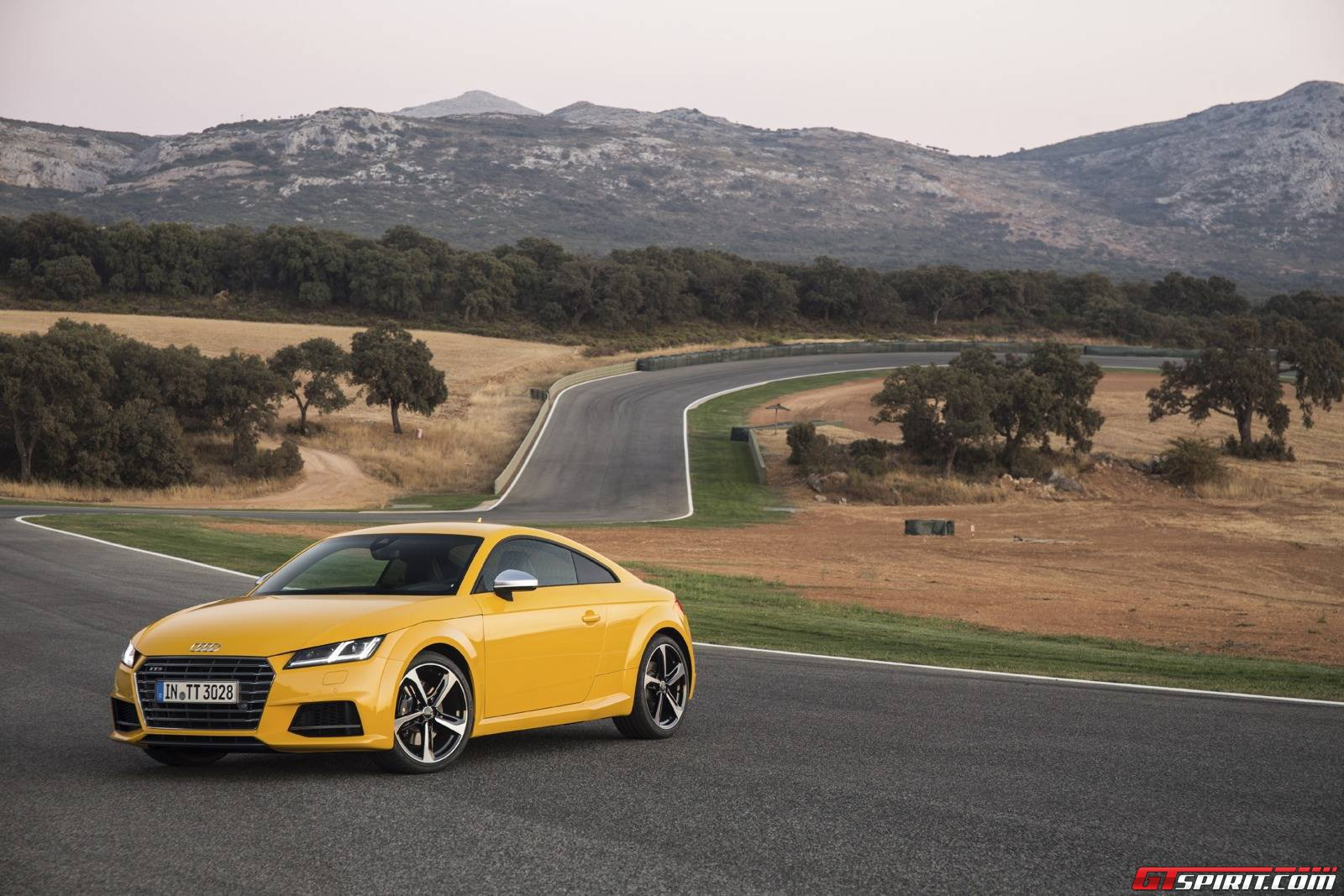 2015 audi tt & audi tts review - gtspirit