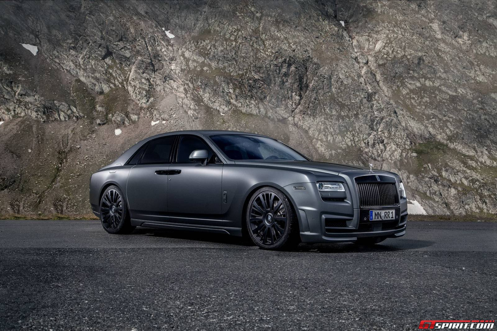official rolls royce ghost by spofec gtspirit. Black Bedroom Furniture Sets. Home Design Ideas