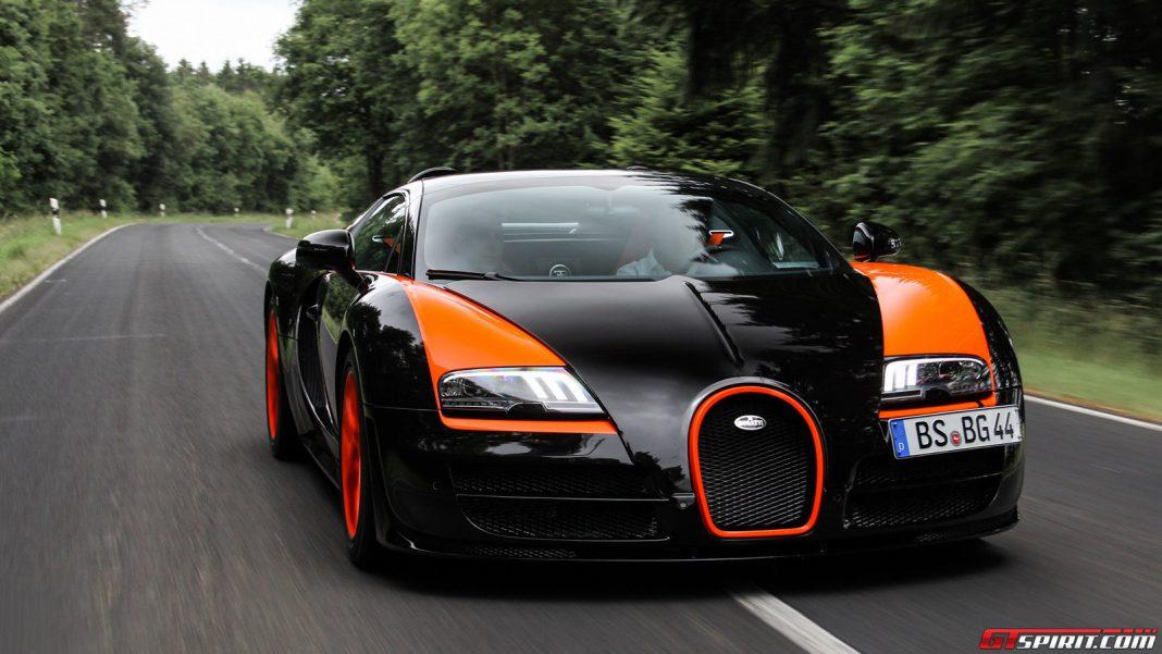 video dj afrojack drives bugatti veyron grand sport. Black Bedroom Furniture Sets. Home Design Ideas