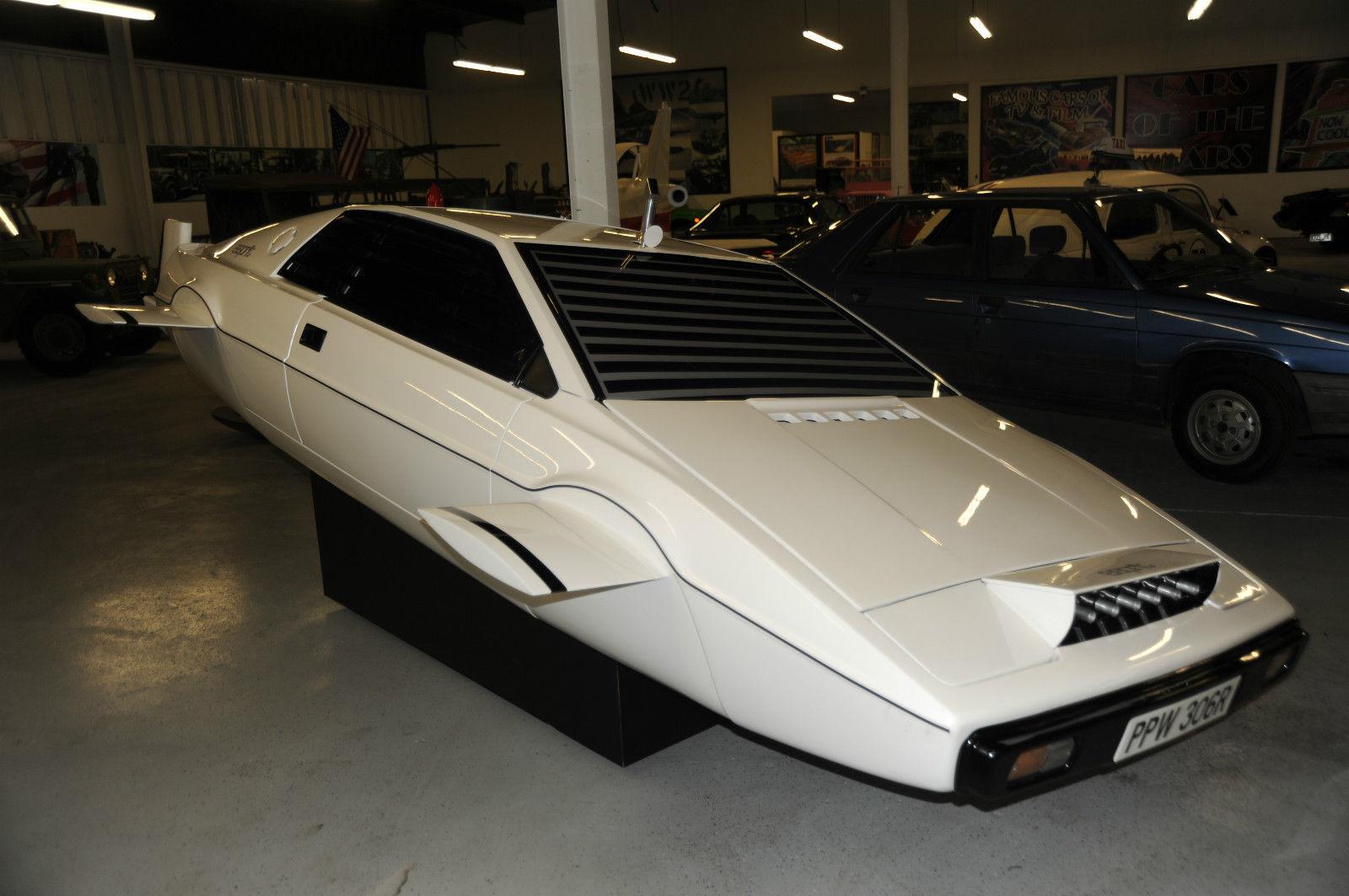 Lotus Esprit Submarine From James Bond For Sale on eBay - GTspirit