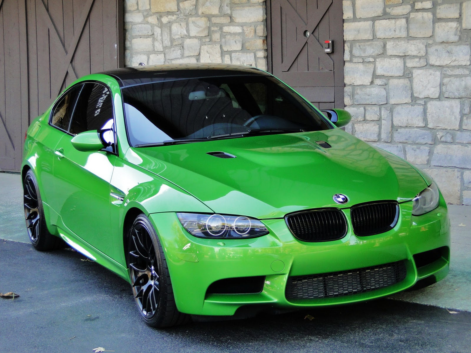 crazy java green bmw m3 coupe for sale gtspirit. Black Bedroom Furniture Sets. Home Design Ideas