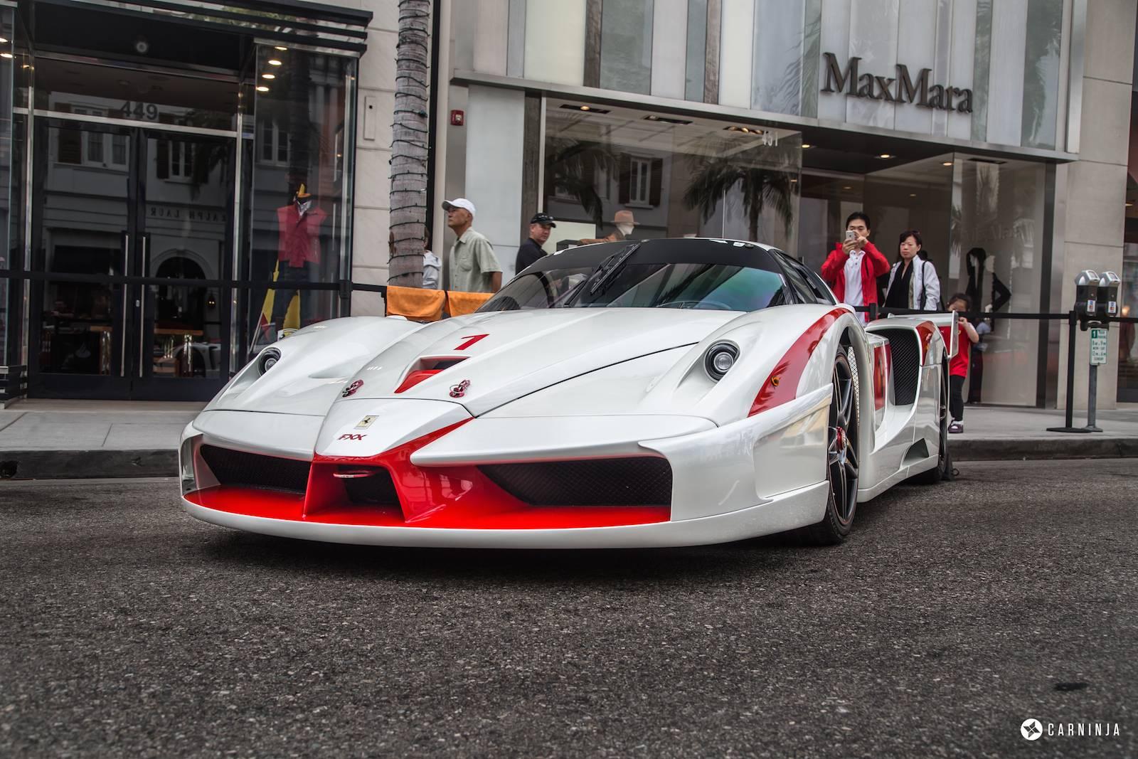 Gallery: Ferrari USA 60th Anniversary in Beverly Hills - GTspirit