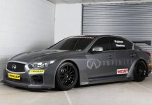 Infiniti to Join BTCC in 2015