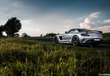 Photo of the Day: Mercedes-Benz SLS AMG Black Series in Nürburg