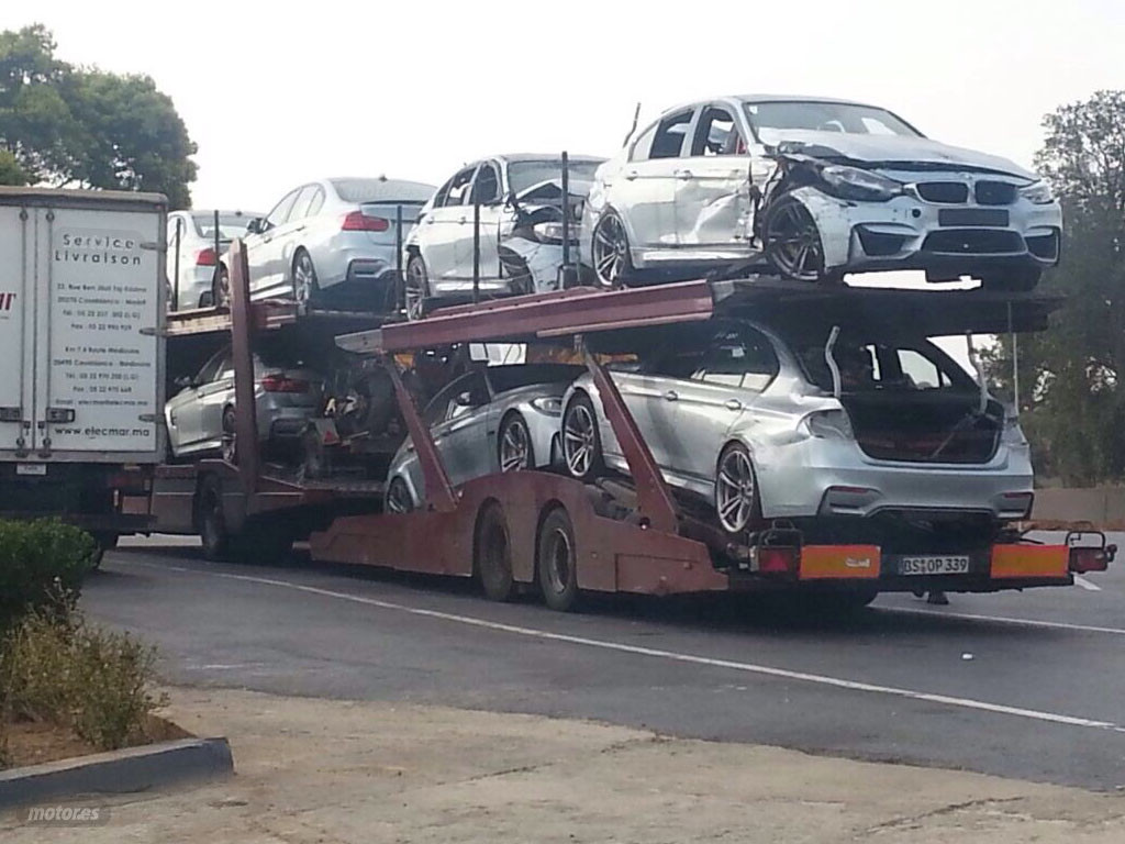 Ghost Protocol Car Crash