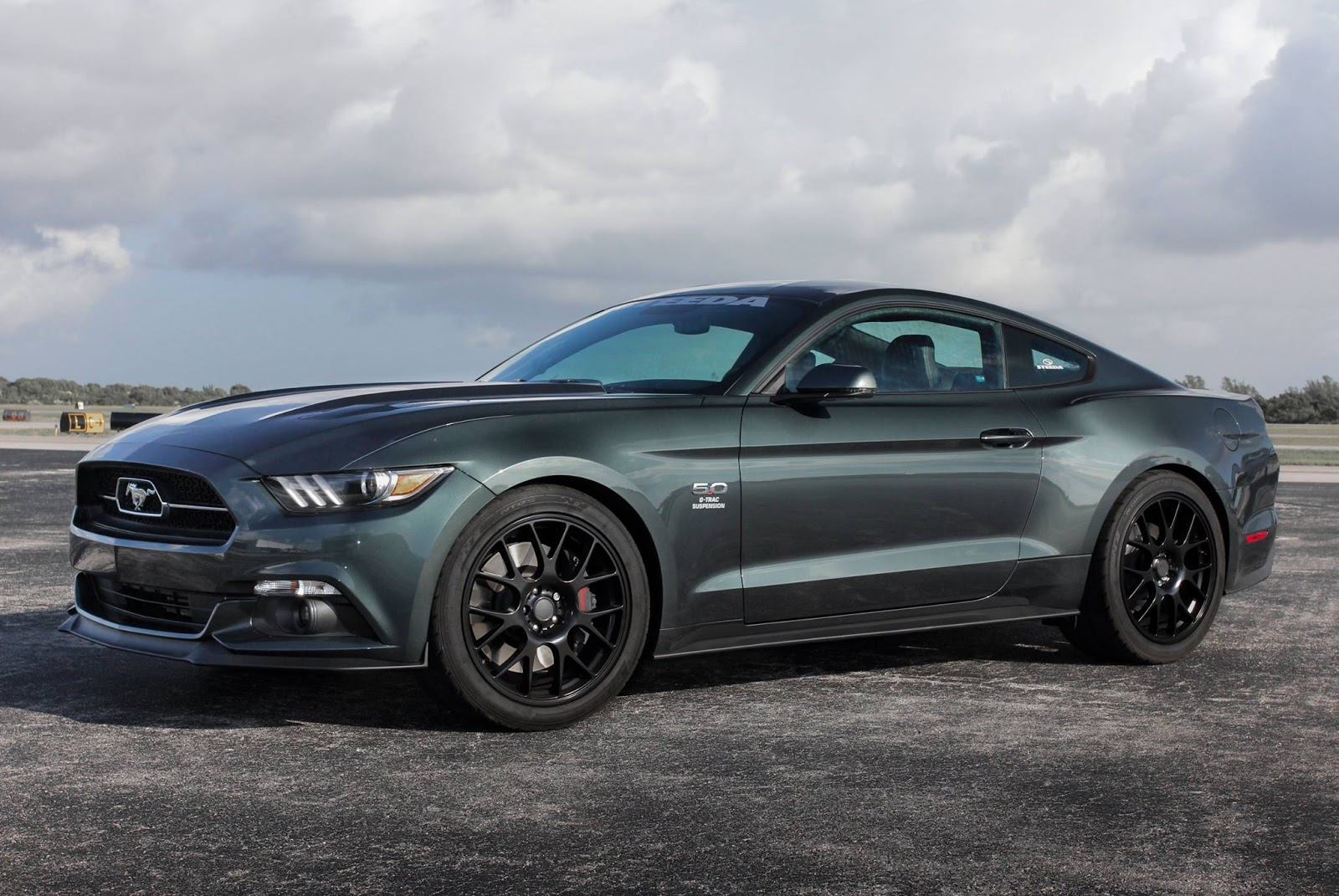 2018 Mustang Gt Cold Air Intake >> Steeda Reveals 2015 Ford Mustang Upgrades - GTspirit
