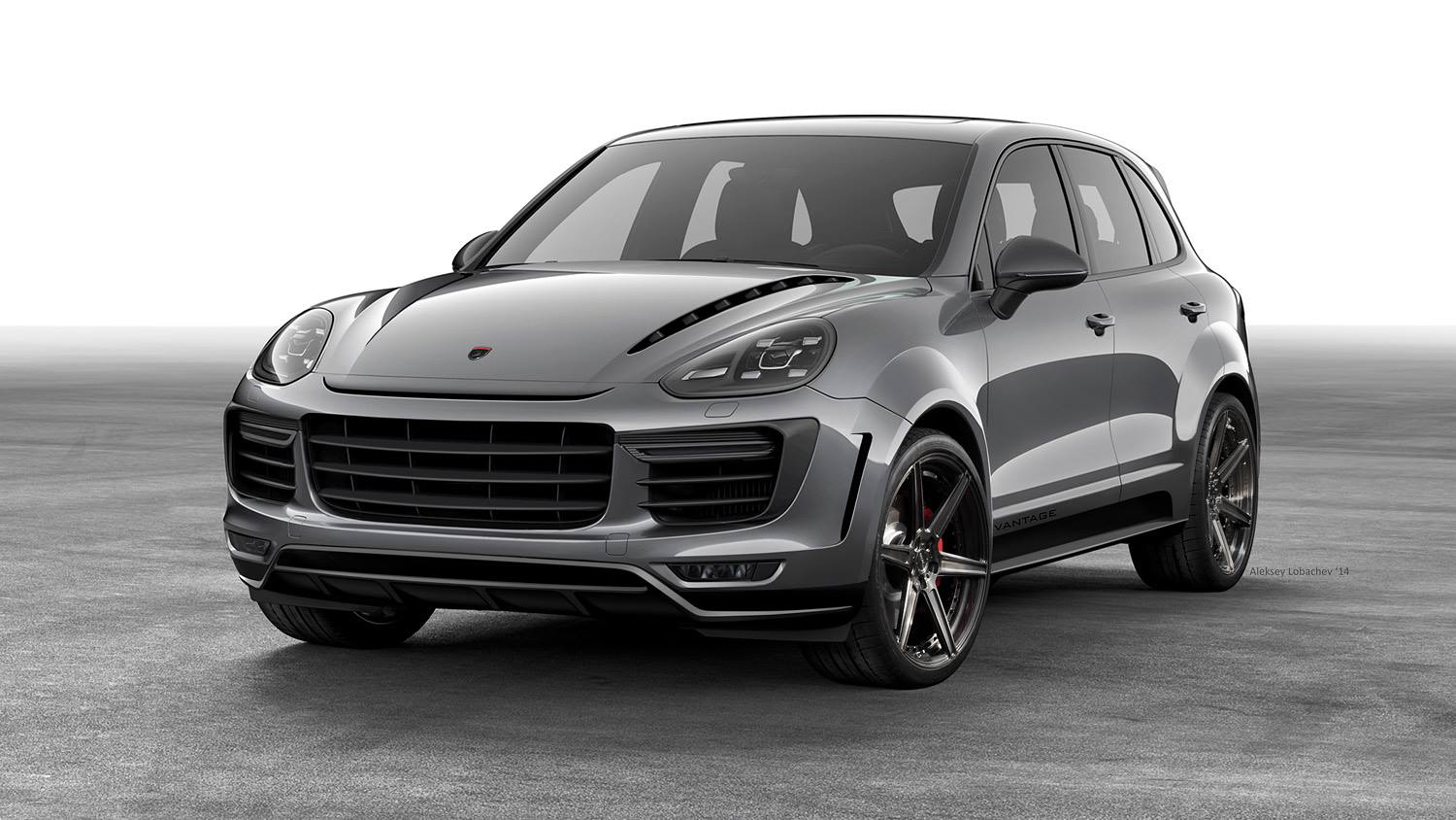 topcar updates porsche cayenne vantage 2015 gtspirit. Black Bedroom Furniture Sets. Home Design Ideas
