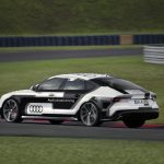 Autonomous Audi RS7 Piloted Driving Concept