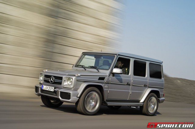 Baby mercedes benz g wagon on track for 2019 launch gtspirit for 2014 mercedes benz g wagon for sale
