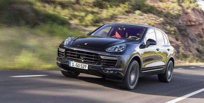 2015 Porsche Cayenne Facelift Review
