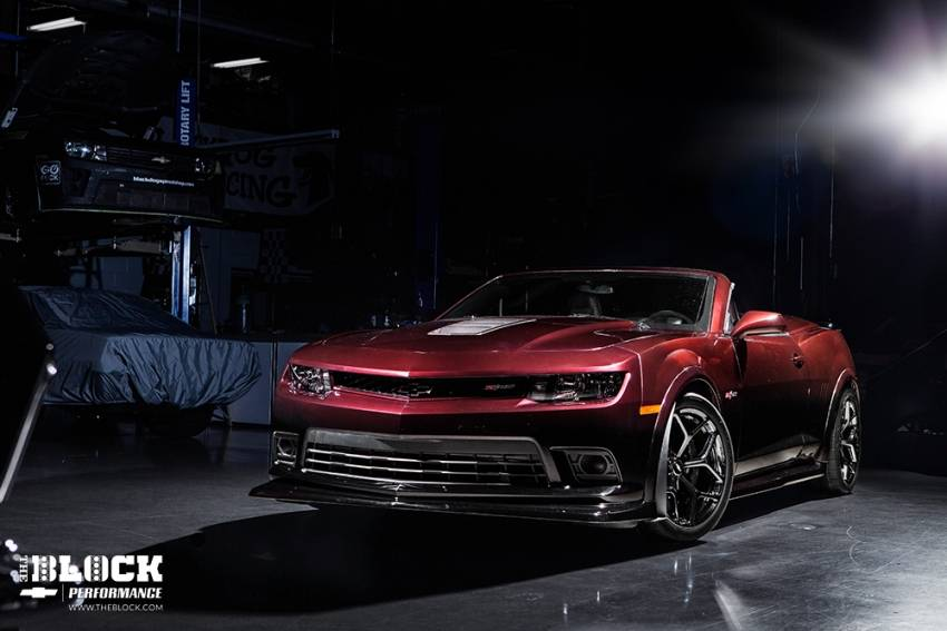 Official: 2014 Chevrolet Camaro Z/28 Convertible by Blackdog ...