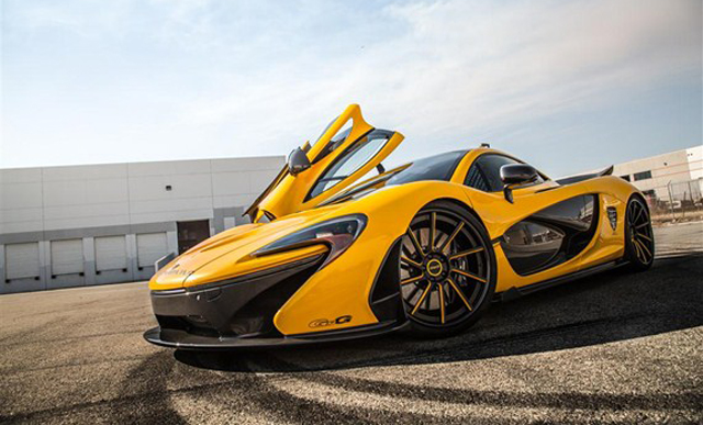 second hand mclaren p1 for sale in the u s gtspirit. Black Bedroom Furniture Sets. Home Design Ideas