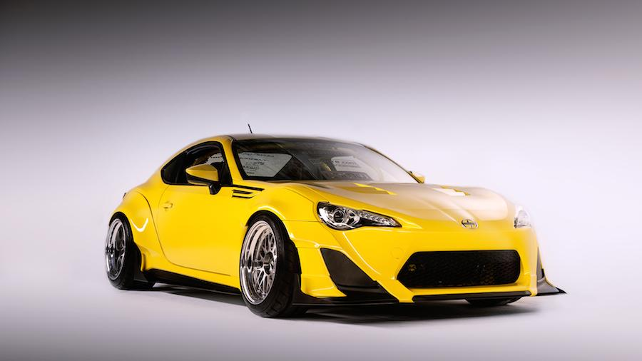 Scion Tuner Challenge 2014 Cars Unveiled Before SEMA