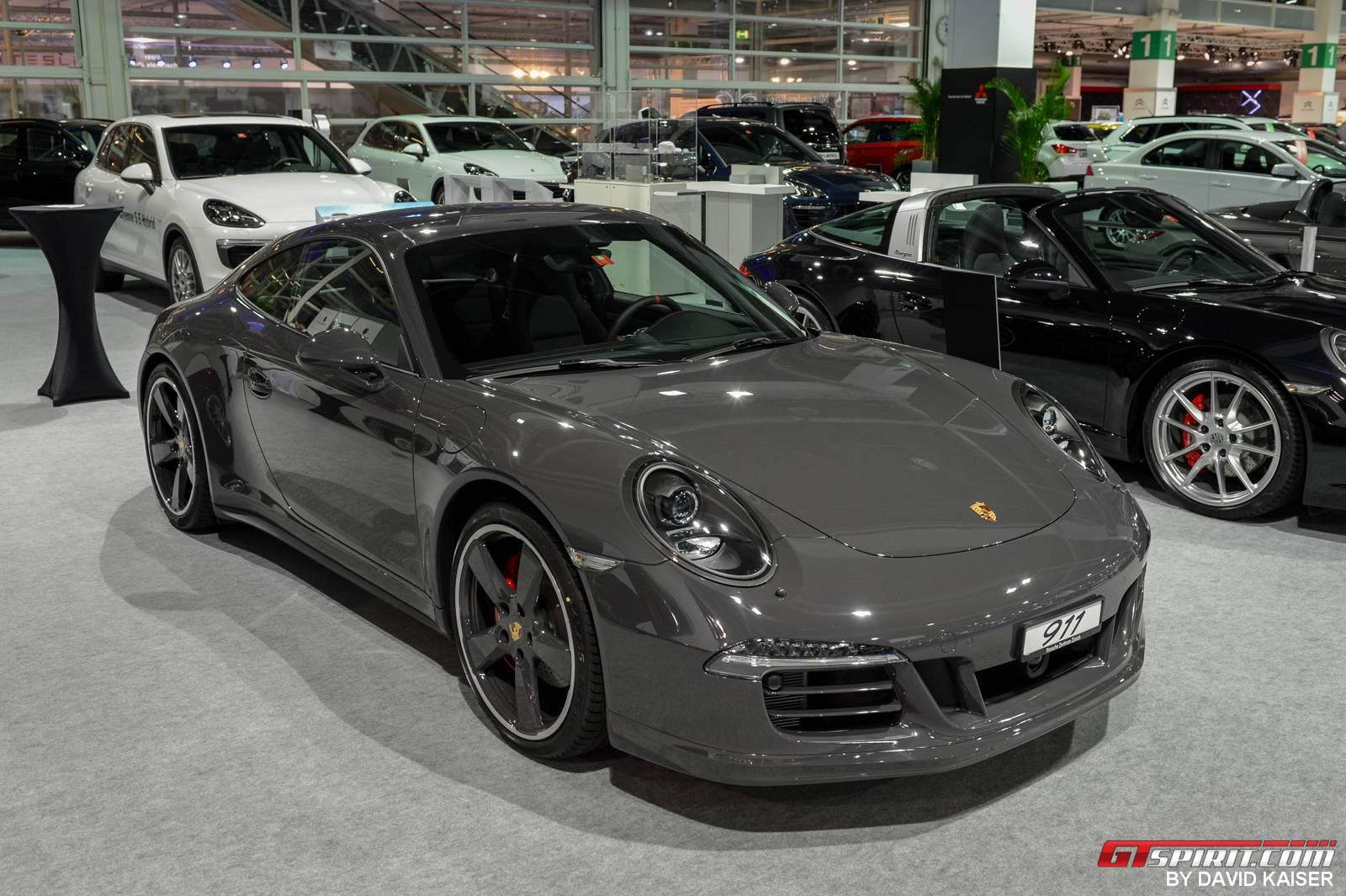 auto zurich 2014 porsche 911 carrera 4s exclusive swiss edition gtspirit. Black Bedroom Furniture Sets. Home Design Ideas
