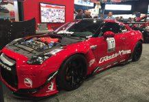 SEMA 2014: Turbo by Garrett Nissan GT-R
