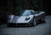 Meet the Pagani Zonda F Chassis n°1