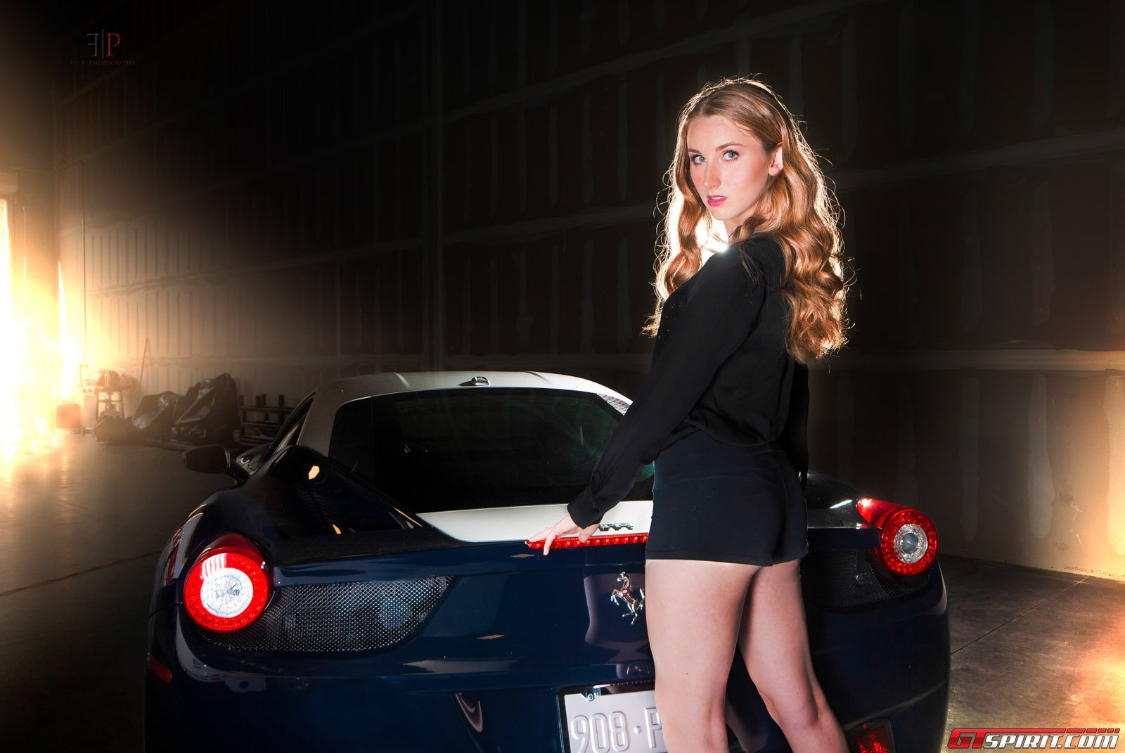 A Little Over Week Later The Images Were Edited And Distributed To Owner Of Ferrari Models Anyone Else Who Helped Make This Shoot