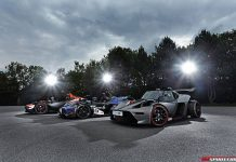 1300hp KTM X-Bow Trio by Wimmer RST