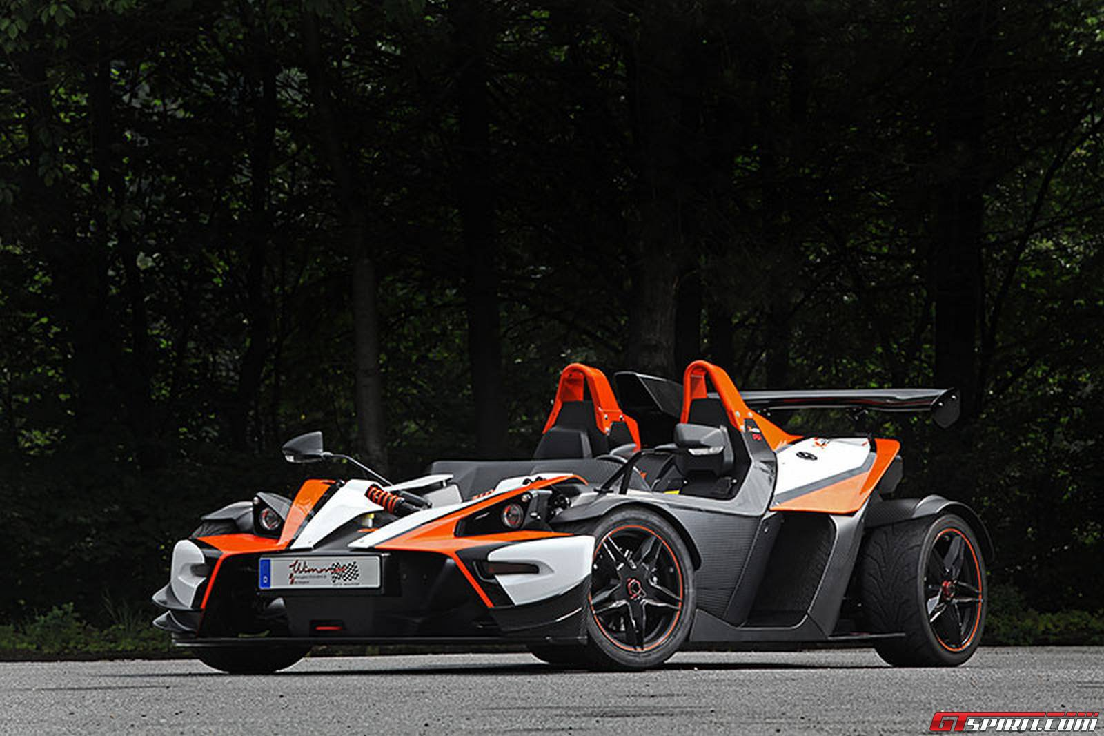 official 1300hp ktm x bow trio by wimmer rst gtspirit. Black Bedroom Furniture Sets. Home Design Ideas