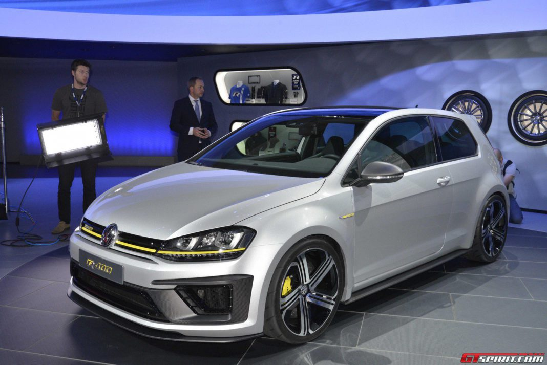 los angeles 2014 volkswagen golf r400 gtspirit. Black Bedroom Furniture Sets. Home Design Ideas