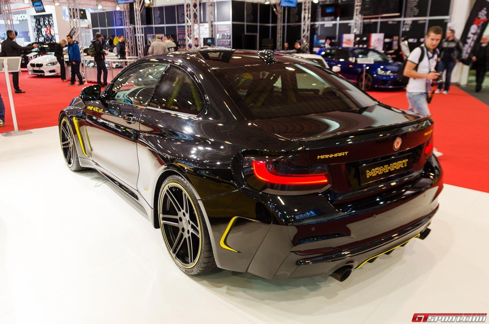 Essen 2014 Manhart MH2 400 BMW M235i  GTspirit