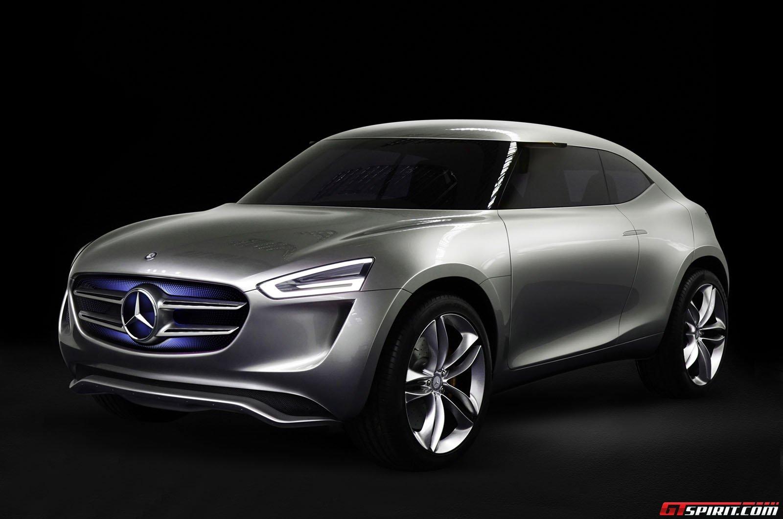 Official 2015 Mercedes Benz G Code Concept Gtspirit